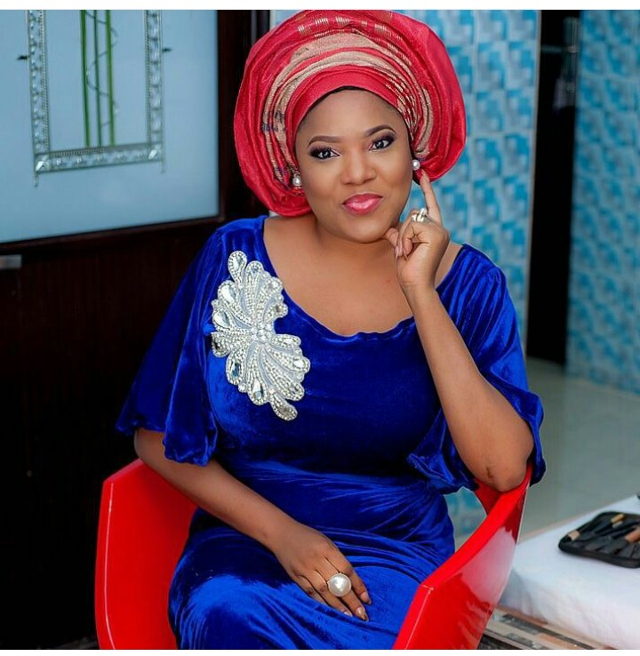 See Why Toyin Aimakhu Is So Angry With Her Husband,  Threatens To Divorce Him.... Wow!!!