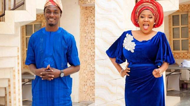 Toyin Aimakhu Caught Me Flirting – Hubby Reveals
