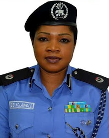 Photos: Nigeria Police gets 1st female Force Public Relations Officer
